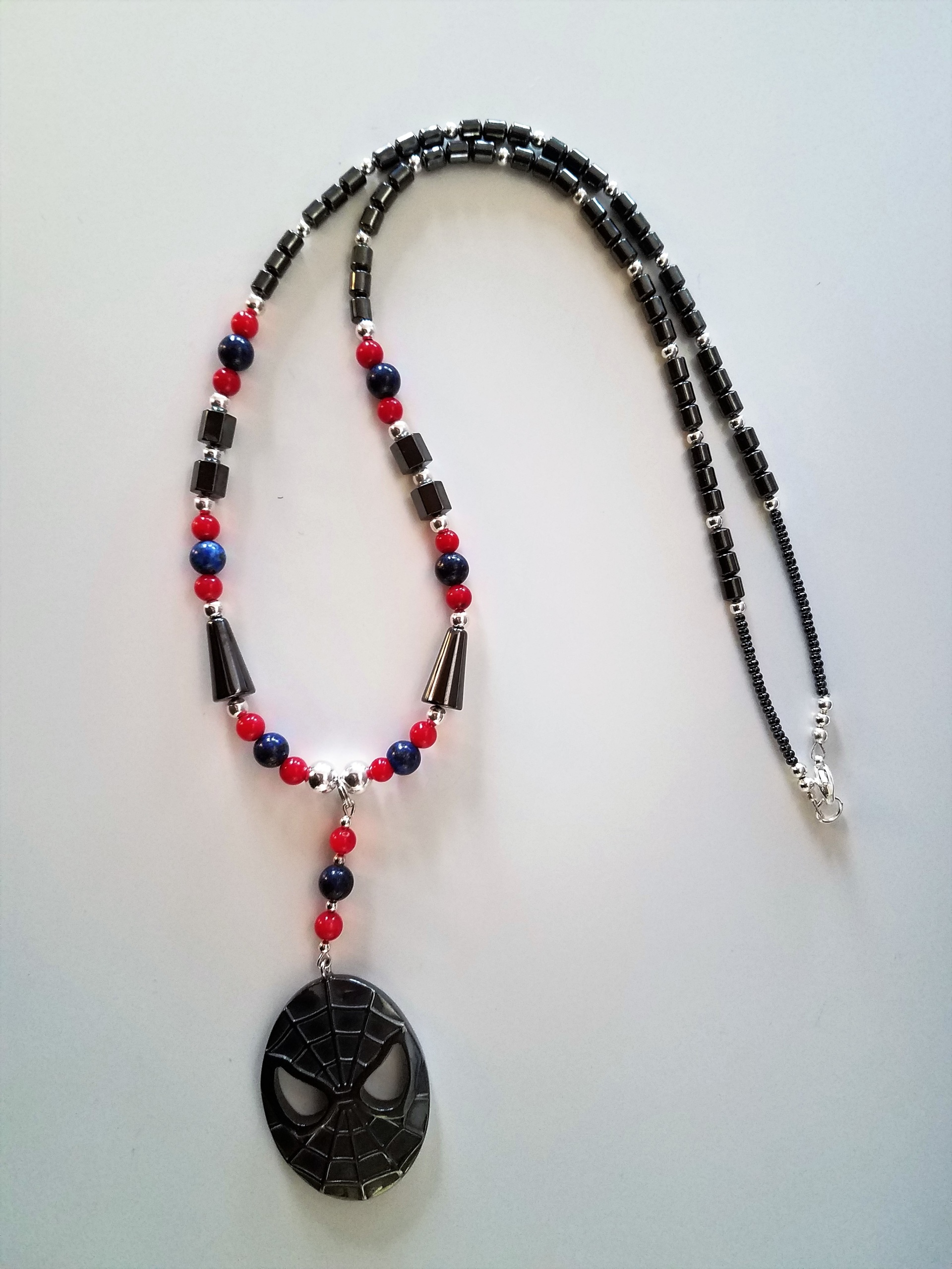 hematite is of much so amount jewellery pin heavy because fun jewelry rather the necklace this